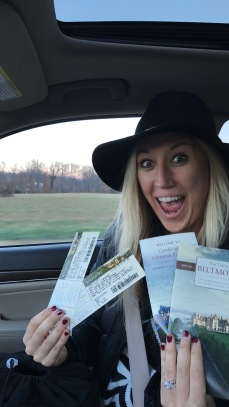 Biltmore Tickets for Candlelight Tour
